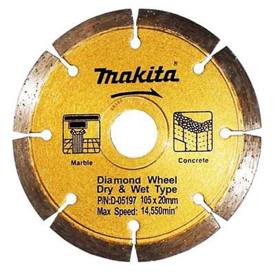 Lưỡi cắt kim cương Makita D-05197 105 x 1.6 x 20mm