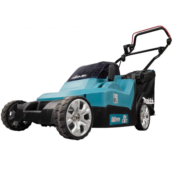 Máy cắt cỏ dùng Pin 36V Makita DLM382Z (Chưa Pin & Sạc)