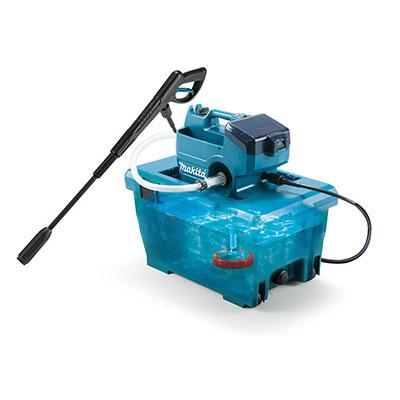 Máy xịt rửa áp lực cao dùng pin DHW080PT2