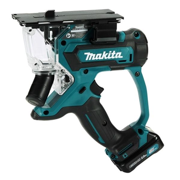 Máy cắt thạch cao dùng Pin 12V Makita SD100DZ