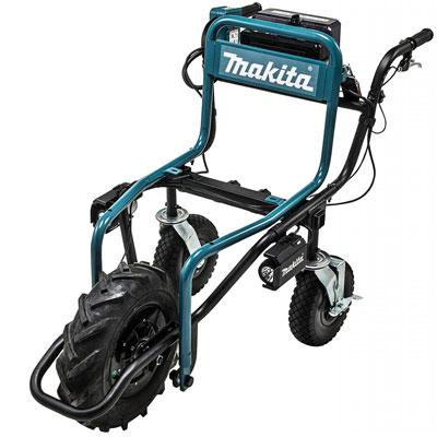 Xe vận chuyển hàng hóa dùng pin Makita DCU180Z 18V