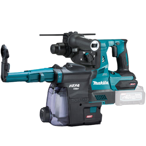 Máy khoan đa năng dùng Pin 40V Max Makita HR001GZ03 ( Chưa Pin & sạc)