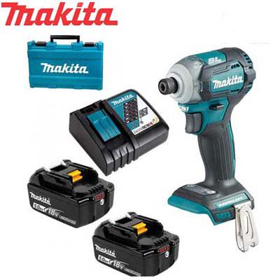 Máy vặn vít dùng pin Makita DTD170RME (18V)