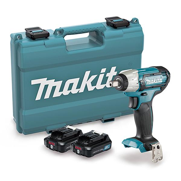 12V Máy siết bu lông dùng pin Makita TW141DSAE (12.7MM)
