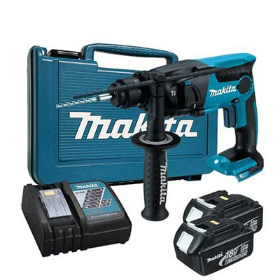 Máy khoan động lực pin Makita DHR165RFE