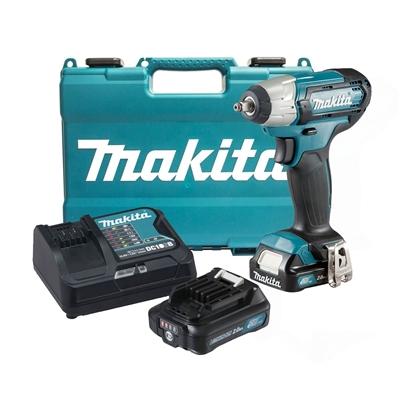 Máy siết bu lông dùng pin 12V Makita TW140DSAE