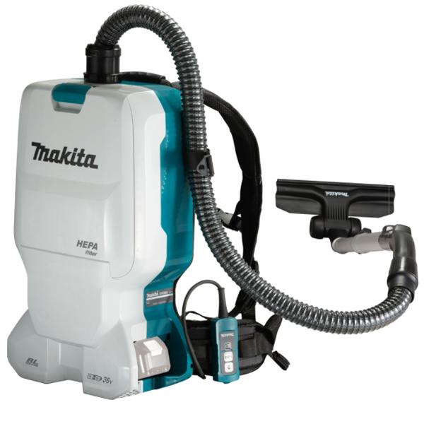 Máy hút bụi đeo vai dùng Pin 18V Makita DVC660Z