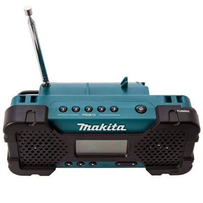 Radio dùng pin sạc Makita MR051 10.8V