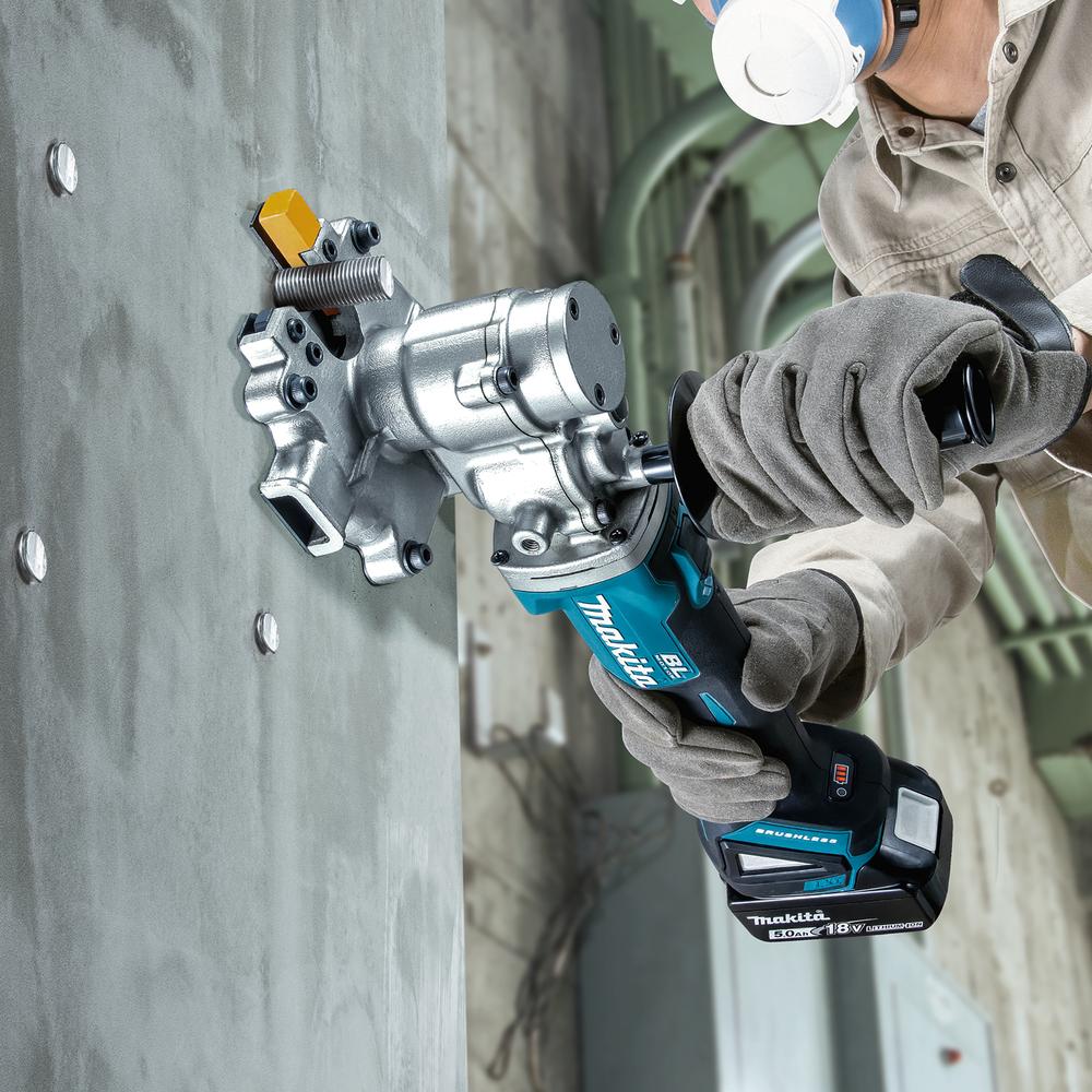 Máy cắt thép dùng Pin Makita DSC251ZK (Chưa Pin & Sạc)
