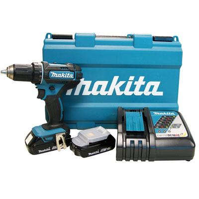 Máy khoan và vặn vít dùng pin Makita DDF482RAE