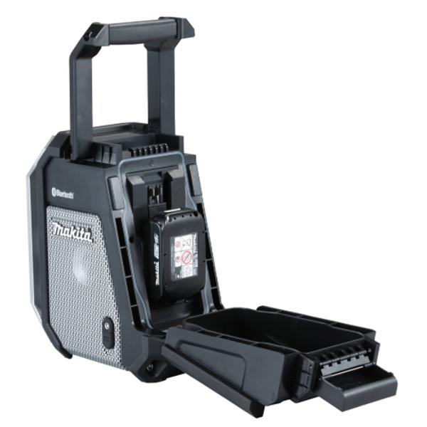 Loan tích hợp Radio dùng Pin và điện Makita DMR114