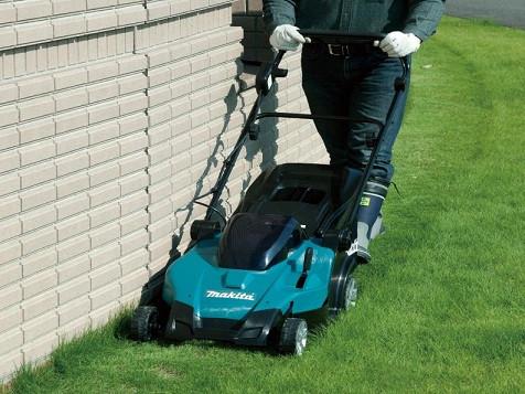 Xe cắt cỏ đẩy dùng pin Makita DLM431PM2 Chính hãng   Máy cắt cỏ ...