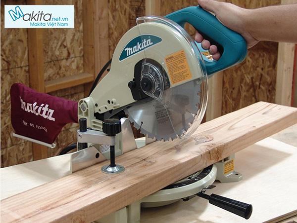 Bộ sưu tập máy cắt nhôm Makita có công suất trên 1.5KW